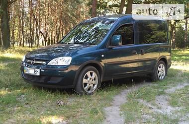Opel Combo пасс. 2007 в Ровно
