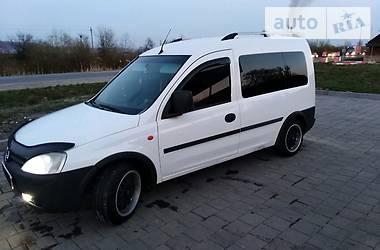 Opel Combo пасс. 2002