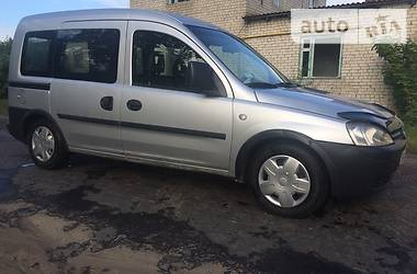 Opel Combo пасс. 2005 в Старой Выжевке