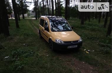 Opel Combo пасс. 2009 в Львове