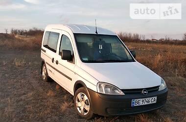 Opel Combo пасс. 2003 в Вознесенске