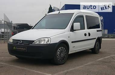 Opel Combo пасс. 2009 в Николаеве