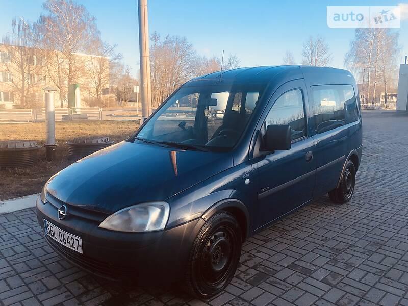 Opel Combo пасс. 2005 в Тернополе