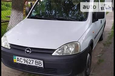 Opel Combo пасс. 2002 в Нововолынске