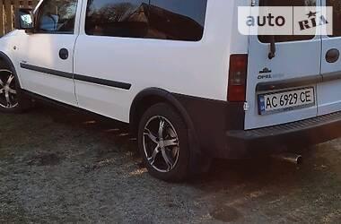 Opel Combo пасс. 2004 в Старой Выжевке