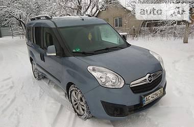 Opel Combo пасс. 2012 в Камне-Каширском