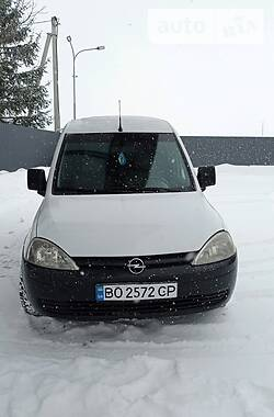 Opel Combo пасс. 2002 в Теребовле