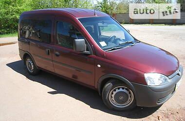 Opel Combo пасс. 2005 в Кривому Розі