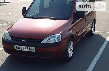 Универсал Opel Combo пасс. 2006 в Киеве
