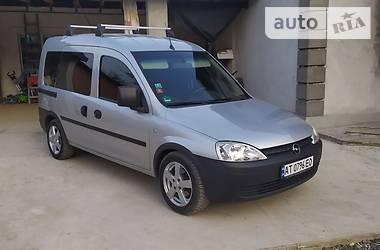 Универсал Opel Combo пасс. 2009 в Залещиках