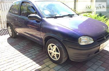 Opel Corsa 1995 в Ужгороде