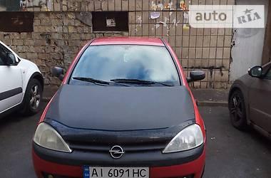 Opel Corsa 1.2i 2001