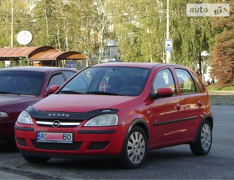 Opel Corsa 2004 року в Луцьку