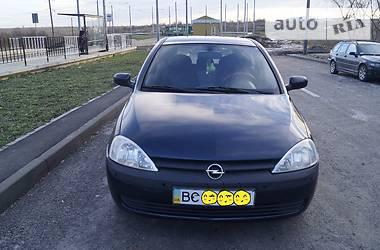 Opel Corsa corsa 2001