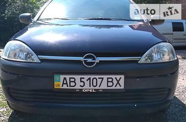 Opel Corsa 2002 в Виннице