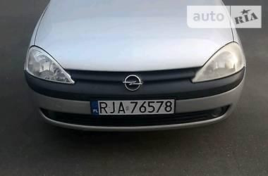 Opel Corsa 2002 в Киеве