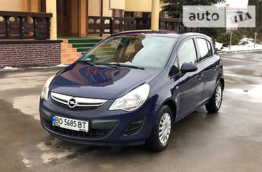 Opel Corsa 2013 в Тернополе