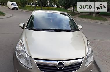Opel Corsa 2008 в Ивано-Франковске