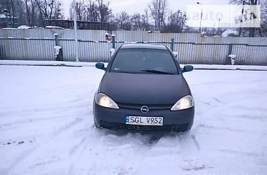 Opel Corsa 2001 в Виннице
