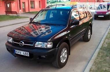 Opel Frontera 2004