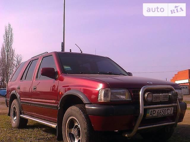 Позашляховик / Кросовер Opel Frontera 1995 в Бердянську