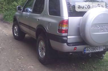 Opel Frontera 2003 в Рахове