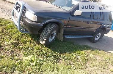 Opel Frontera 1993 в Ужгороді