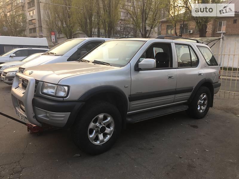 Opel Frontera 2001 в Киеве