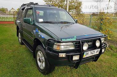 Opel Frontera 1996 в Млинове