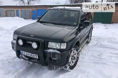 Opel Frontera 2000 в Богуславі