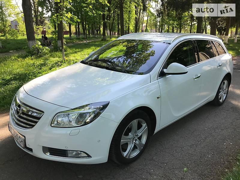 Opel Insignia 2011 в Калуше