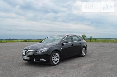 Opel Insignia 2011 в Кременце
