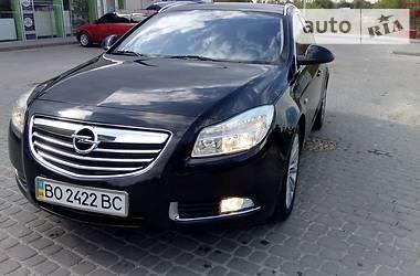 Opel Insignia 2012 в Чорткове