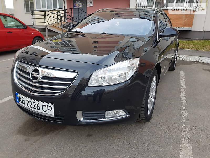 Opel Insignia 2011 року в Вінниці