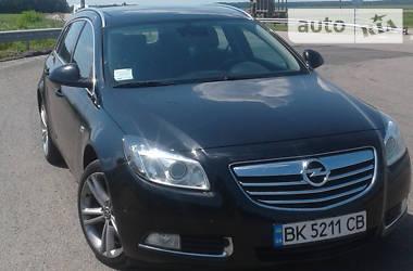 Opel Insignia 2010 в Радивилове