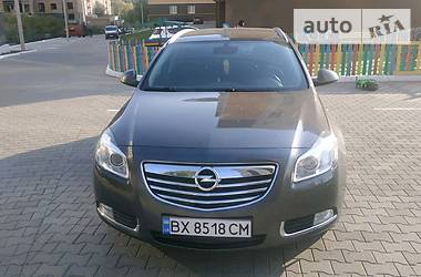 Opel Insignia 2011 в Хмельницком