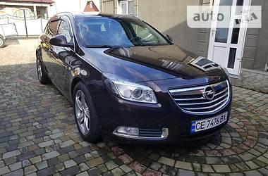 Opel Insignia 2012 в Черновцах