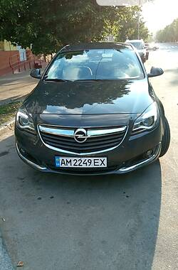 Хэтчбек Opel Insignia 2016 в Бердичеве