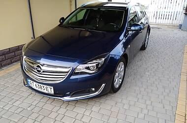 Унiверсал Opel Insignia 2014 в Снятині
