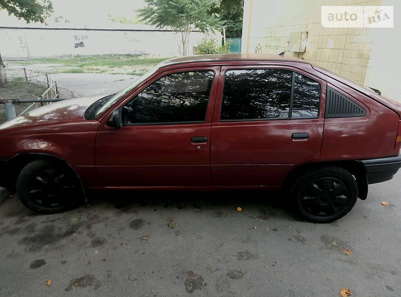 Opel Kadett 1986 в Тетиеве