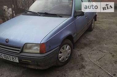 Opel Kadett 1987 в Луцке