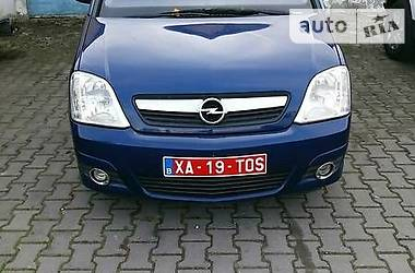 Opel Meriva 2008 в Черновцах