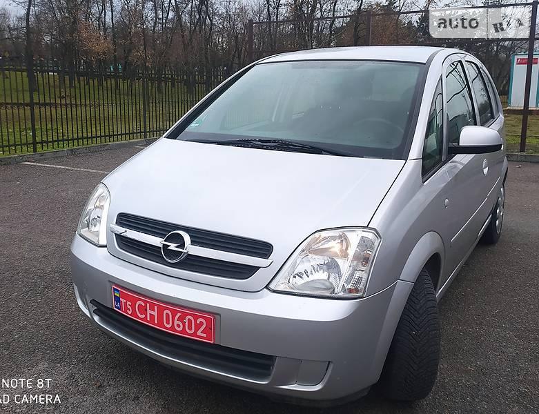 Opel Meriva 2005 в Днепре