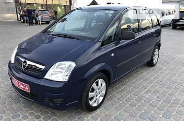 Мінівен Opel Meriva 2009 в Тернополі