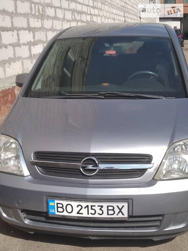 Мінівен Opel Meriva 2005 в Тернополі