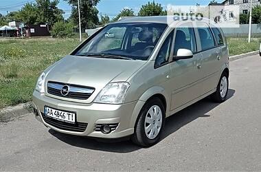 Минивэн Opel Meriva 2008 в Киеве