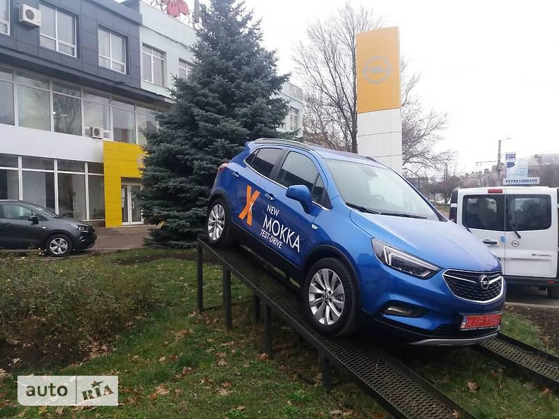 Opel Mokka 2017 в Кропивницком