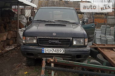 Opel Monterey 1992 в Сумах