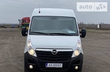 Opel Movano груз. 2015 в Дубно