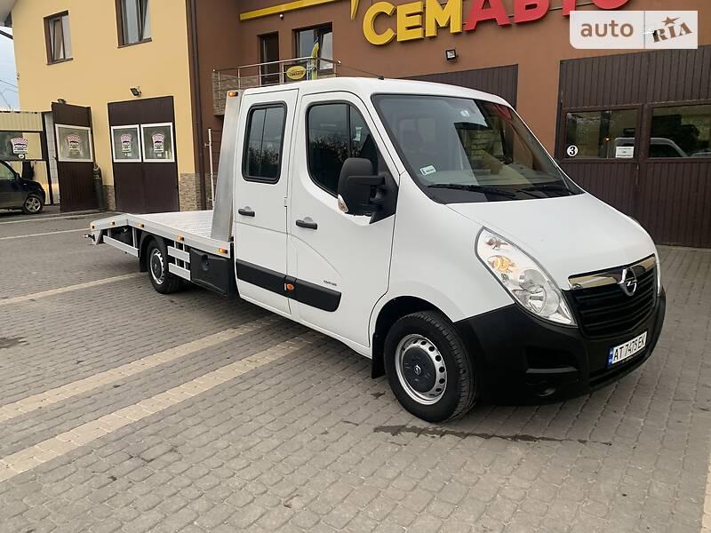Opel Movano груз. 2014 в Коломиї